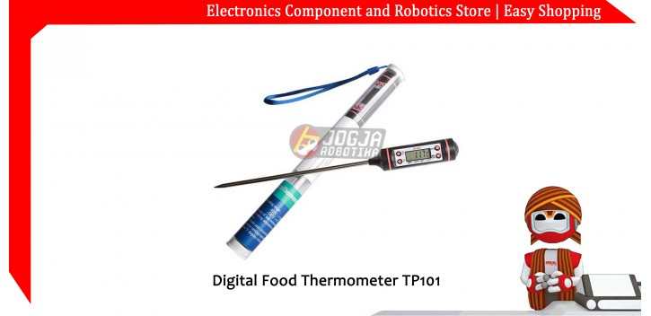 Digital Food Thermometer TP101