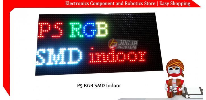 P5 RGB SMD Indoor