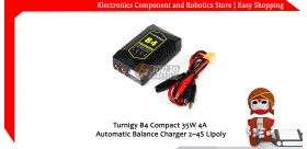 Turnigy B4 Compact 35W 4A Automatic Balance Charger 2~4S Lipoly