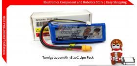 Turnigy 2200mAh 3S 25C Lipo Pack