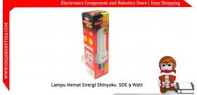 Lampu Hemat Energi SDE 9 Watt SHINYOKU