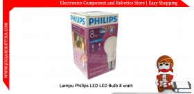 Lampu LED Bulb 8 watt PHILIPS