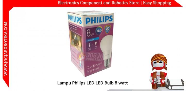 Lampu LED Bulb 8 watt PHILIPS