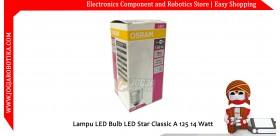 Lampu LED Bulb LED Star Classic A 125 14W OSRAM