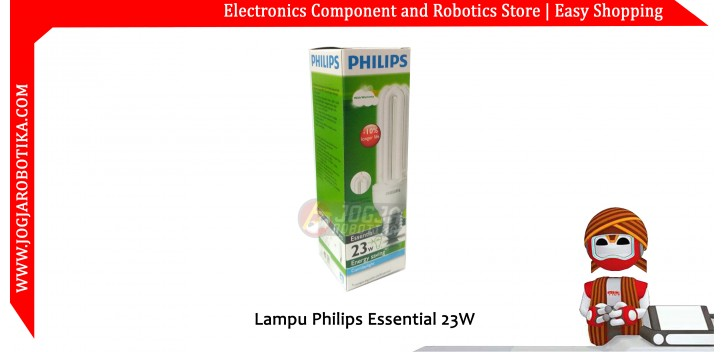 Lampu Philips Essential 23W