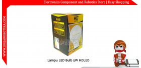 Lampu LED Bulb 5W HDLED