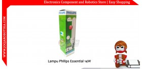 Lampu Philips Essential 14W