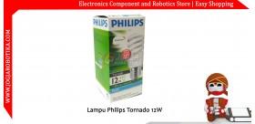 Lampu Philips Tornado 12W
