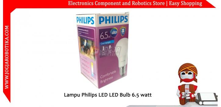 Lampu LED Bulb 6.5watt PHILIPS