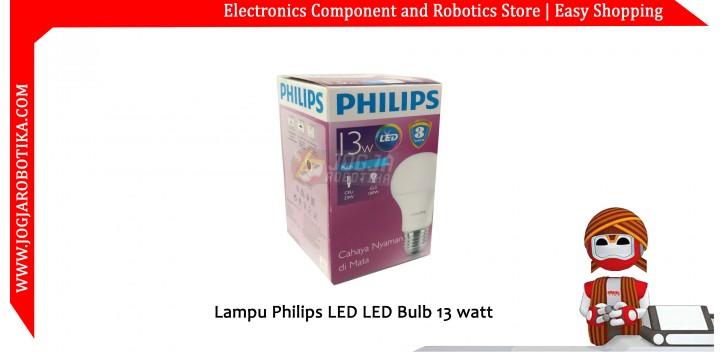 Lampu LED Bulb 13 watt PHILIPS