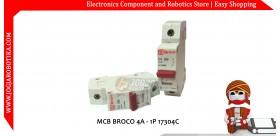 MCB BROCO 4A - 1P 17304C