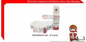 MCB BROCO 10A - 1P 17310C