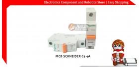 MCB SCHNEIDER C4 4A