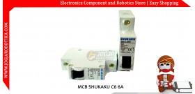 MCB SHUKAKU C6 6A