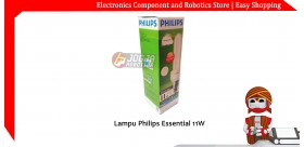 Lampu Philips Essential 11W