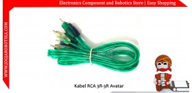 Kabel RCA 3R-3R AVATAR
