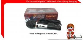 Vokal Mikropon HM-701 HOMIC