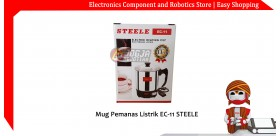 Mug Pemanas Listrik EC-11 STEELE