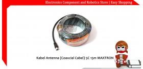 Kabel Antenna (Coaxcial Cabel) 5C 15 meter MAXTRON