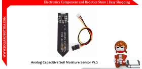 Analog Capacitive Soil Moisture Sensor V1.2