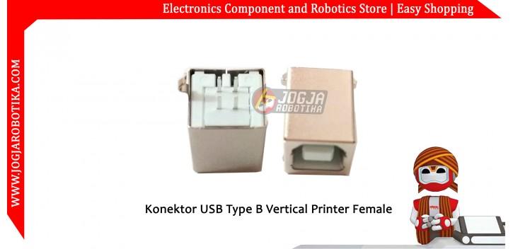 Konektor USB Type B Vertical Printer Female