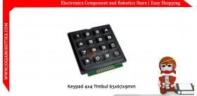 Keypad 4 x 4 Tebal