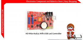 HD-W60-Hub75 Wifi+USB Led Controller