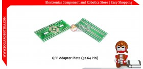 QFP32 Adapter Plate