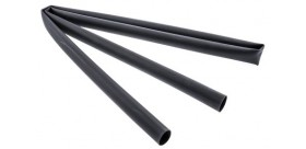 30mm Heat Shrinkable Tubing / Selang bakar-Hitam