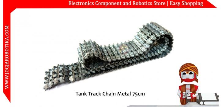 Tank Track Chain Metal 75cm