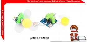 Arduino Fan Module