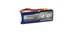 Turnigy 4000mAh 2S 30C Lipo Pack XT-60