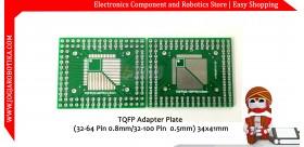 TQFP Adapter Plate (32-100Pin)