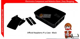 Official Raspberry Pi 3 Case - Black