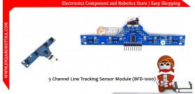 5 Channel Line Tracking Sensor Module (BFD-1000)