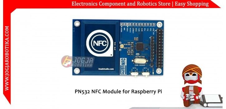 PN532 NFC Module for Raspberry Pi