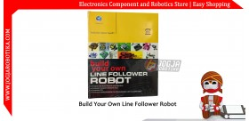 Build Your Own Line Follower Robot