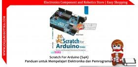 Scratch For Arduino (S4A)