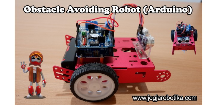 Obstacle Avoiding Robot with Arduino UNO