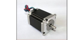 1.8° 82mm NEMA23 2 Phase Hybird Stepper Motor JK57HS82-3004-016