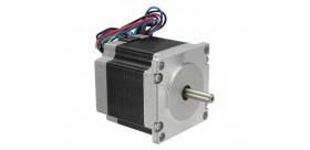 1.8° 82mm NEMA23 2 Phase Hybird Stepper Motor JK57HS82-3004-016