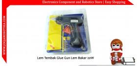 Lem Tembak Glue Gun Lem Bakar 20W