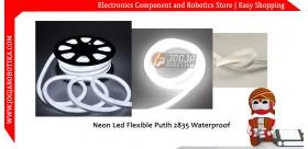 Neon Led Flexible Putih 2835 Waterproof