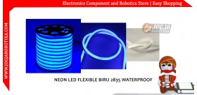 Neon Led Flexible Biru 2835 Waterproof