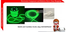 Neon Led Flexible Hijau 2835 Waterproof