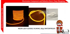 Neon Led Flexible Kuning 2835 Waterproof