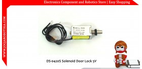 DS-0420S Solenoid Door Lock 5V