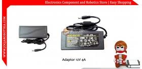Adaptor 12V 4A
