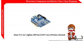 XBee Pro S2C 63mW Wire Antenna Wireless Module