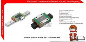 HIWIN Taiwan Silver Rail Slider MGN12C